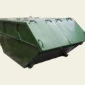 Бункер (закрытого типа) для мусора 8 м3