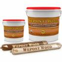 Герметик Wepost Wood для швов деревянных домов