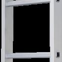 Лестница алюминиевая односекционная NV 2210