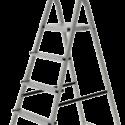 Стремянка стальная NV 1134