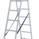 Лестница алюминиевая двухсекционная NV 1220