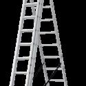 Лестница алюминиевая трёхсекционная NV 1230