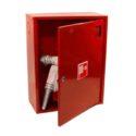 Шкаф для пожарного крана навесной без окна — ШПК-310 НЗК