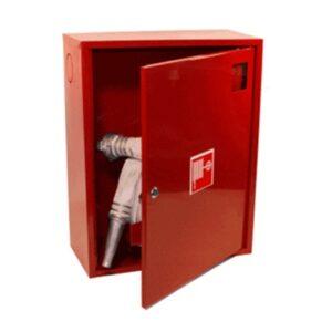 Шкаф для пожарных кранов навесной без окна - ШПК-310 НЗК