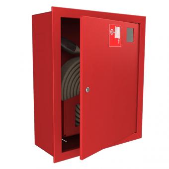 Шкаф для пожарных кранов встроенный без окна - ШПК-310 ВЗК