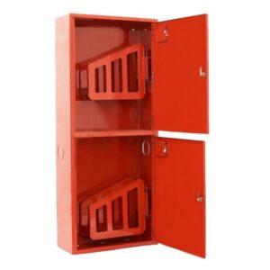 Шкаф для пожарного крана навесной без окна - ШПК-320 НЗК/Б -21