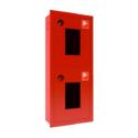 Шкаф для пожарного крана встроенный с окном — ШПК-320 В0К/Б-21