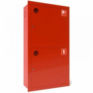 Шкаф для пожарного крана встроенный без окна - ШПК-320 ВЗК