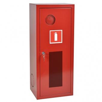 Шкаф навесной с окном для огнетушителя - ШПО-103