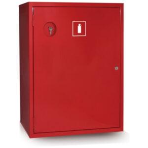 Шкаф навесной без окна для хранения 2-3 огнетушителей - ШПО-112